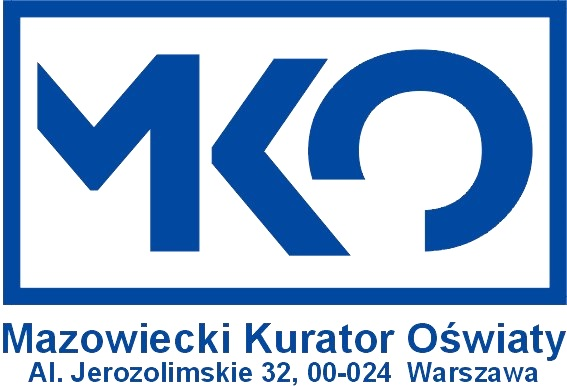 Logo- Mazowiecki Kurator Oświaty